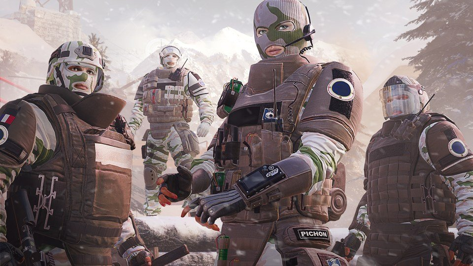 GIGN Frozen Soil Bundle
