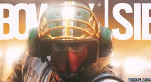 Bandit Football Helmet