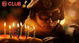 Zofia Birthday Challenge