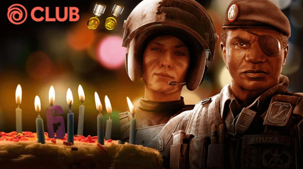 Capitao & Mira Birthday Challenge
