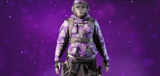 Ela Twitch Prime Set - R6SKIN