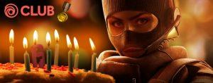 Twitch Birthday Challenge