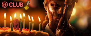 Caveira Birthday Challenge