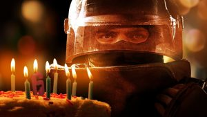 Rook Birthday Challenge