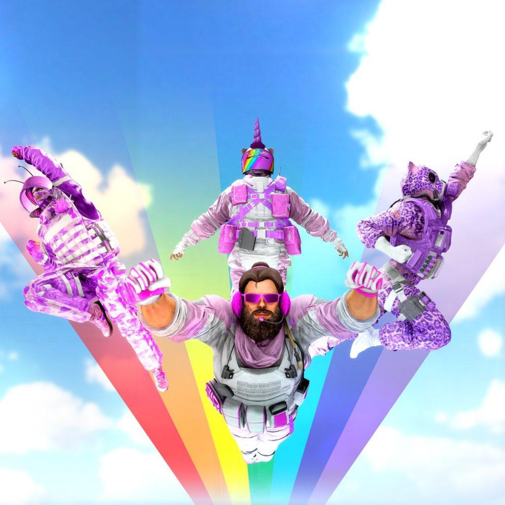 Rainbow is Magic!