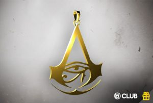 Assassin's Creed® Origins Charm
