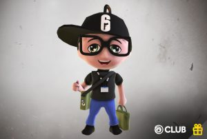 Events Exclusive Charm Ubi Fan