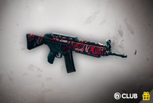 Fire Weapon Skin