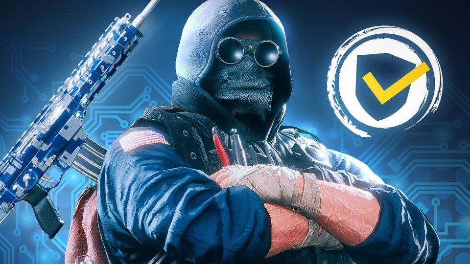 Thermite authenticator skin overview