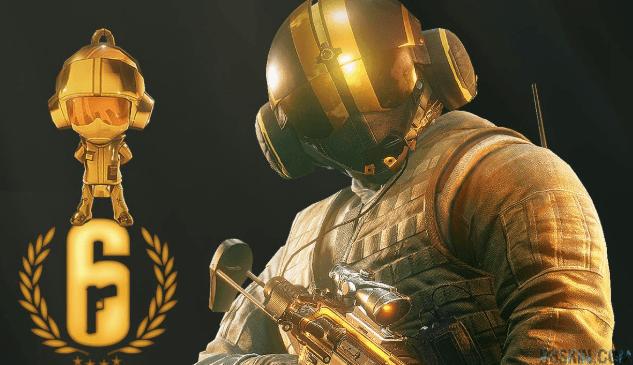 Jäger Gold set