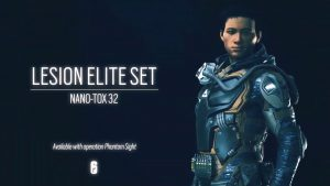 Lesion elite set
