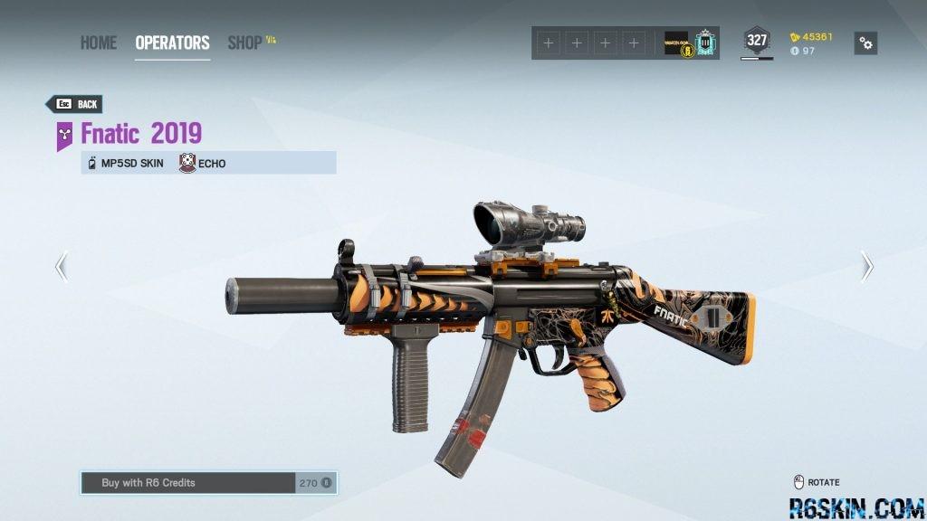 Fnatic:MP5SD