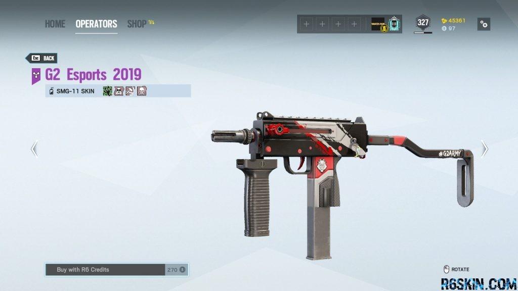 G2 Esports:SMG-11