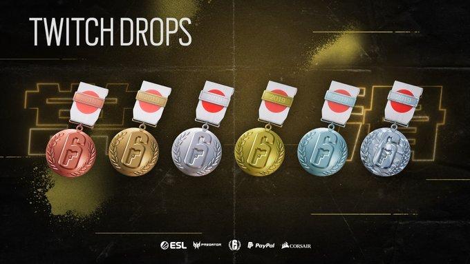 Twitch Drops - Tokoname