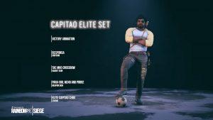 Capitão Elite Set