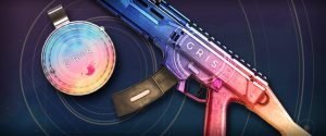 GRIS® Charm and Weapon Skin
