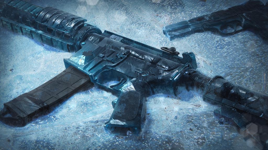 Black Ice Jtf2 Bundle R6skin