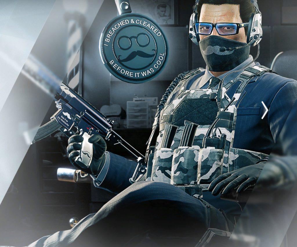 Warden Mustache Bundle