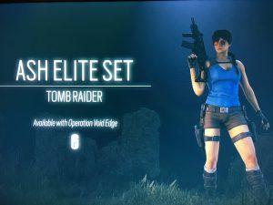 Ash Elite Skin – Tomb Raider