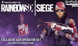 Ash Twitch Prime Set