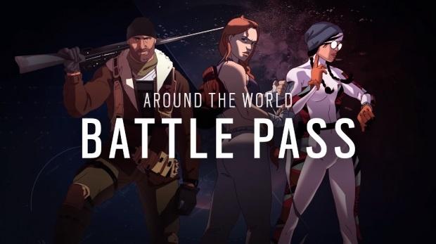 Around The World Battle Pass