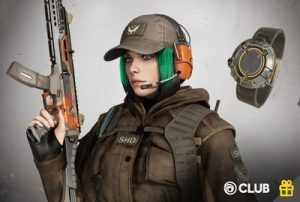 Ela The Division 2 Bundle
